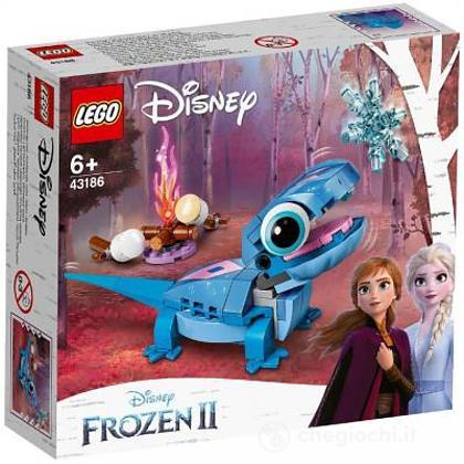 Bruni, la salamandra costruibile - Lego Disney Princess (43186)