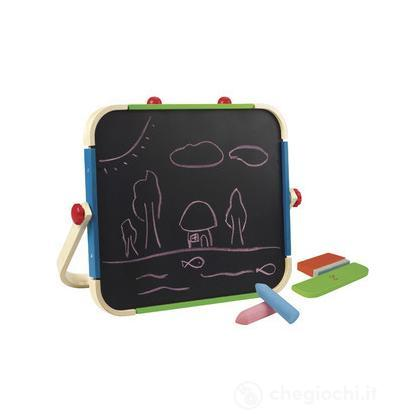 Lavagna Studio d'arte portatile (E1009)