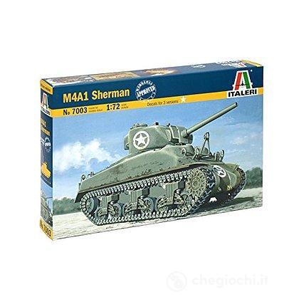 Carro armato M4 Sherman 1/72 (IT7003)