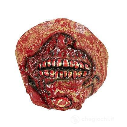 Maschera bocca zombie