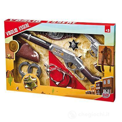 Set Cowboy Fucile+Pistola