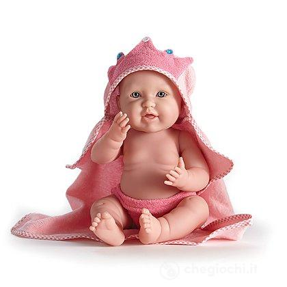 Bebè Con Accappatoio Principessa 43 (JT36638)