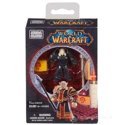 Personaggi Warcraft Valoren (Horde Blood Elf Priest) (91004)