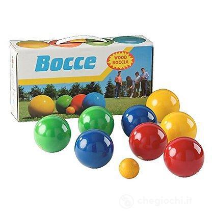 Bocce 4 colori (08004)