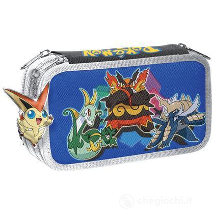 Astuccio triplo Pokemon (86004)