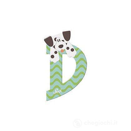 Lettera D Dalmata (83004)