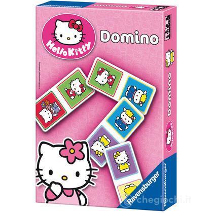 Hello kitty domino giochi da tavolo ravensburger - Domino gioco da tavolo ...