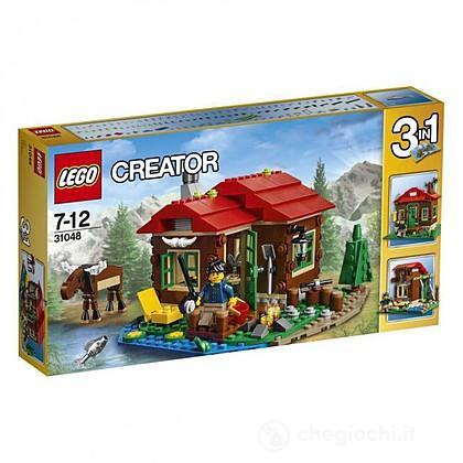 Baita sul lago - Lego Creator (31048)