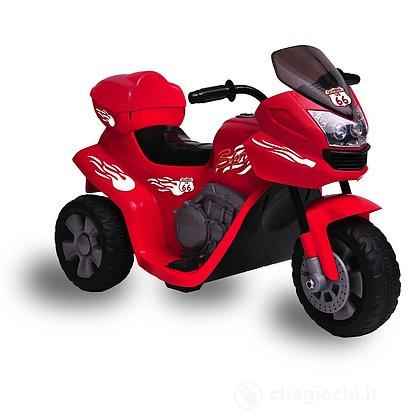 Moto Sprint Luci Suoni 6V Red (1005)