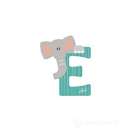 Lettera E Elefante (83005)