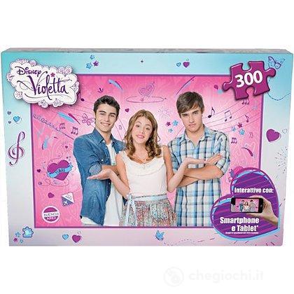 Puzzle 300 Interattivo Violetta (51005)
