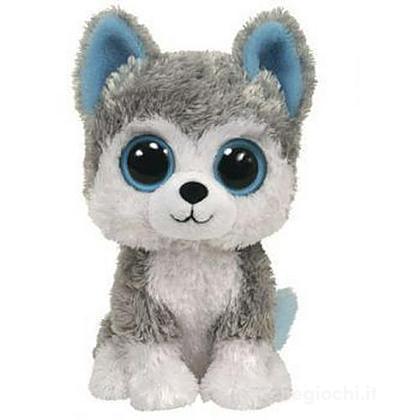 Peluche Slush - Husky 15 cm Beanie Boo (36006)