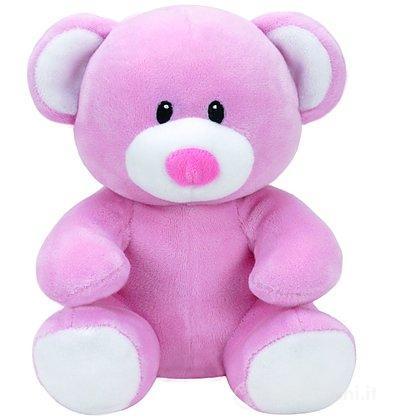 Peluche orso rosa 28 cm (T82006)