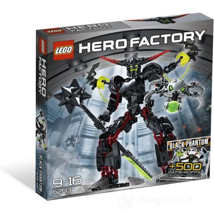 LEGO Hero Factory - BLACK PHANTOM (6203)