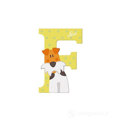 Lettera F Fox Terrier (83006)