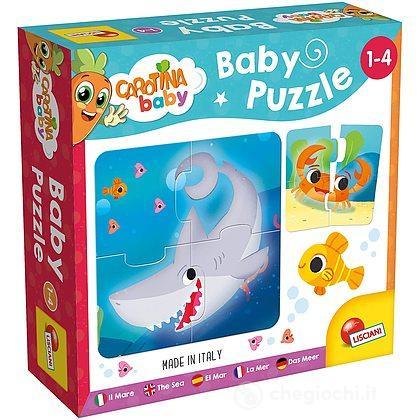 Carotina Baby Puzzle il Mare (80069)