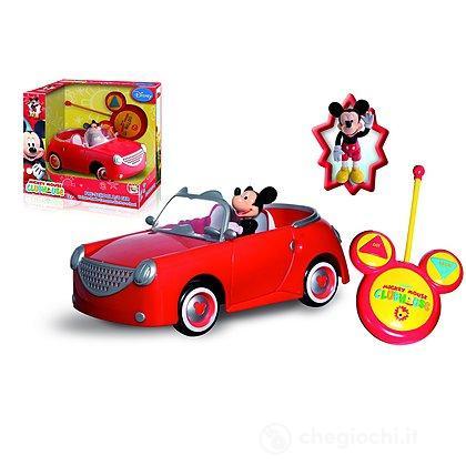 Mickey Mouse auto radiocomandato
