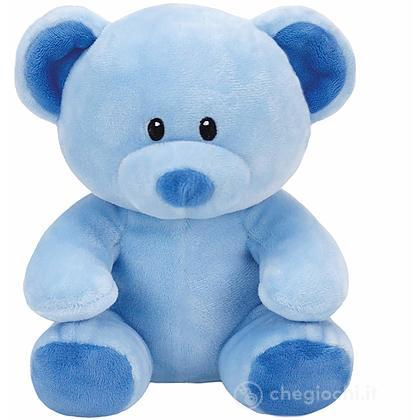 Peluche orso blu 28 cm (T82007)