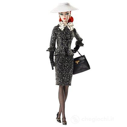 Barbie Fashion Model Collection Black & White Tweed (DWF54)
