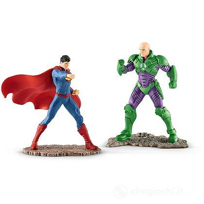 Scenery Pack Superman Vs Lex Luthor (22541)
