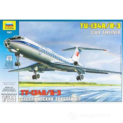Aereo Tupolev Tu-134B (7007)