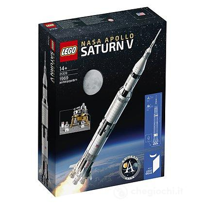 Nasa Apollo 11 Saturn-V - Lego Ideas (21309)