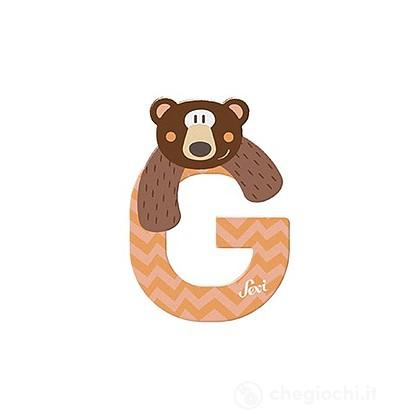 Lettera G Grizzly (83007)