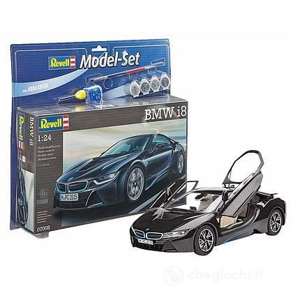 Auto Model Set BMW i8 1/24 (RV67008)