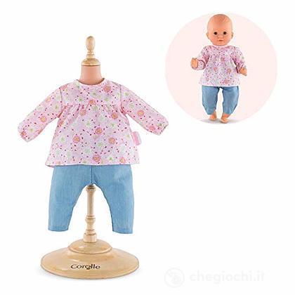 Camicia e pantaloni per bambola di 30 cm