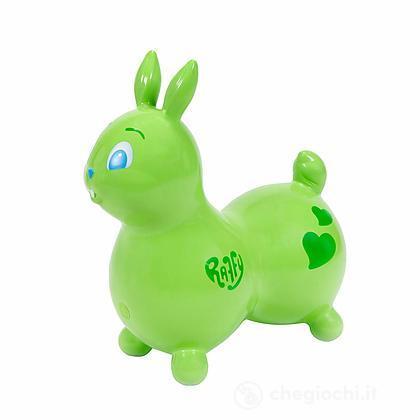 Cavalcabile Coniglio Raffy Verde (8008)
