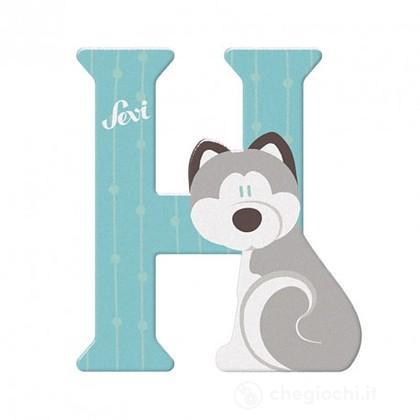 Lettera H Husky (83008)
