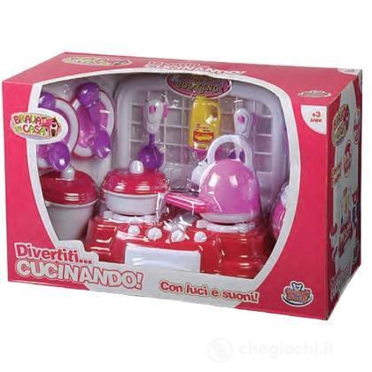 Playset Cucina con luci e suoni (GG61008)