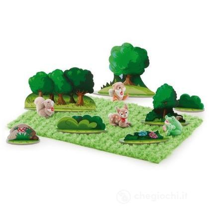 Play set floccato bosco (31008)
