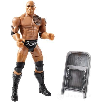 WWE The Rock Personaggi Superstrikers (BJM92)