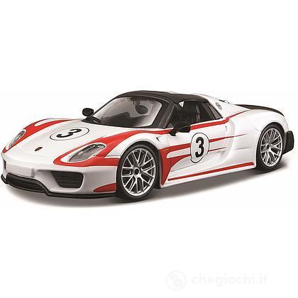 Porsche 918 Weissach 1:24 (18-28009)