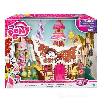 My Little Pony la pasticceria di Pinkie Pie
