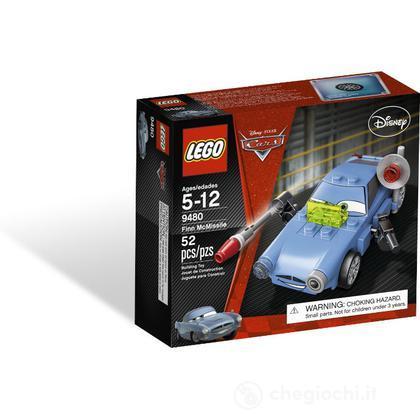 LEGO Cars - Finn McMissile (9480)