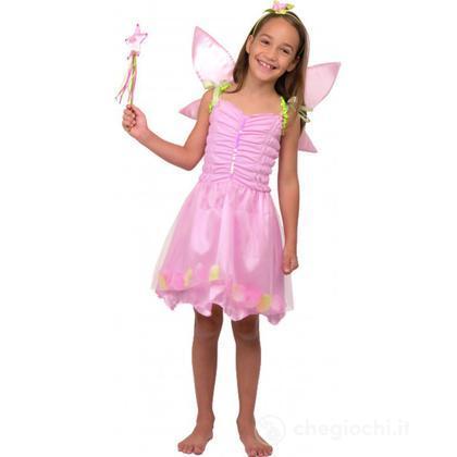 Vestito fata fiorellino (LL FD006203)