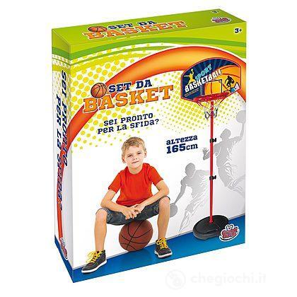 Basket Con Piantana 165 cm