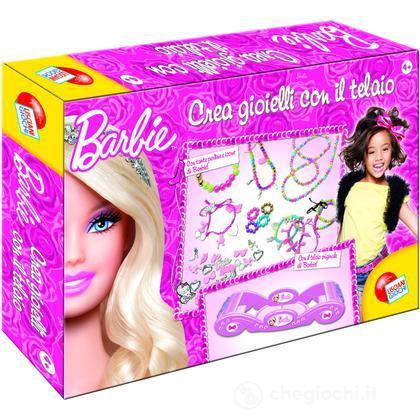 Barbie crea gioielli con il telaio (40094)