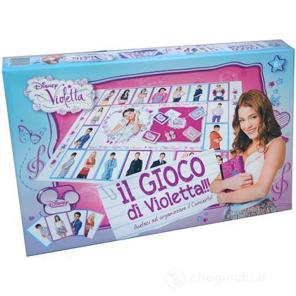 Gioco in scatola interattivo violetta 51009 giochi da tavolo grandi giochi giocattoli - Gioco da tavolo violetta ...
