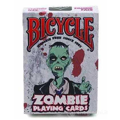 Carte Poker Bicycle Zombie