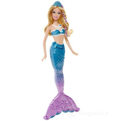 Barbie Pearl Princess blu - Barbie Amiche Sirene (BGV22)