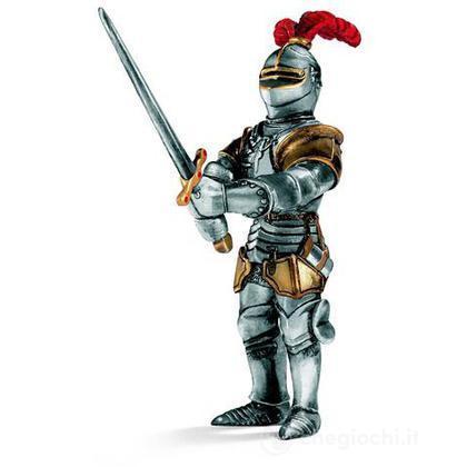 Cavaliere con grande spada : Giglio (70010)