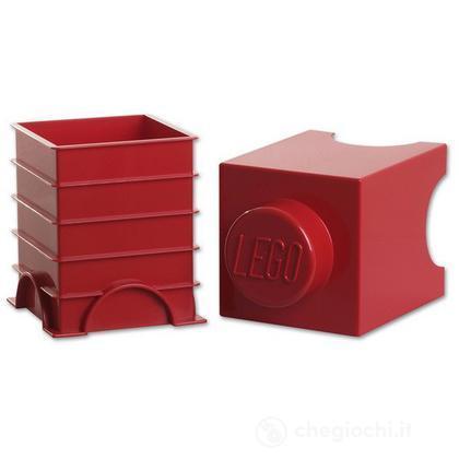 """Scatola da """"1"""" rossa"""