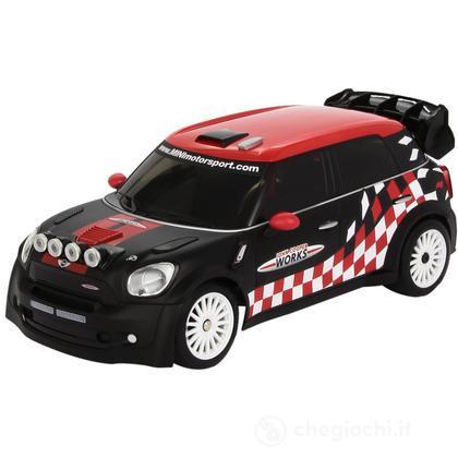 Stret Car Mini Countryman Wrc