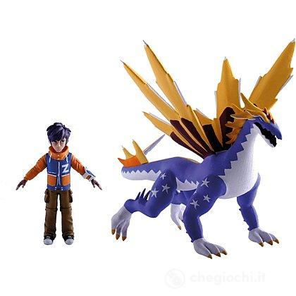 Invizimals pack Hiro e Star Dragon (30107)