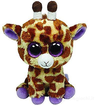 Peluche Safari - Giraffa 15 cm Beanie Boo (36011)