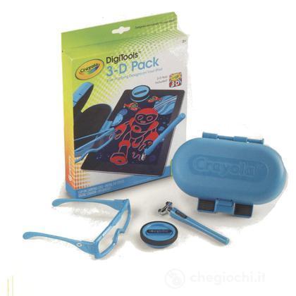 DigiTools - 3D Pack (95-1011)