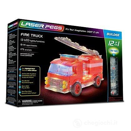 Laser Pegs Camion Pompieri (12012)